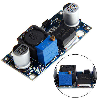 5pcs Lm2596s Dc-dc Power Supply Buck Converter Adjustable Step-down 3a Module