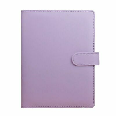 A5 Weekly Monthly Planner Diary Classic Loose Leaf Ring Binder Notebook C6m3