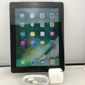 iPad 4th Generation 16GB AND 32GB with WIFI+4G
