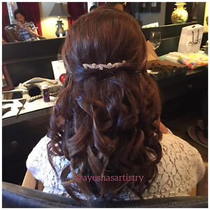 Hair & Makeup by Ayesha's Artistry Cambridge Kitchener Area image 9