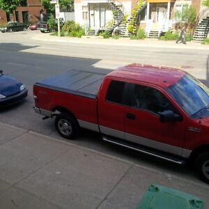 couvercle pour pick up ford f-150  boite de 6.5 pieds