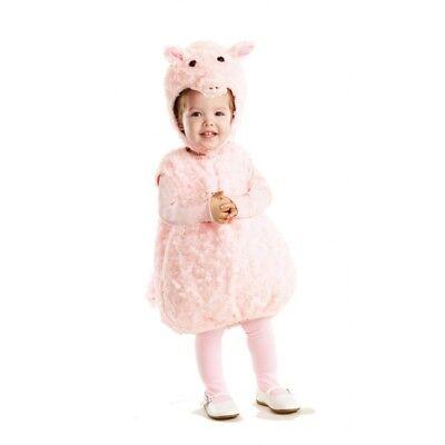 Underwraps Ferkel Schwein Bauch Babys Zoo Tier Kleinkinder Halloween Kostüm (Kinder Schwein Halloween Kostüm)