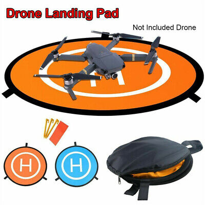 55/75/110cm Quadcopter Landing Pad RC Drone Landing Mat Helipad Unmanned Aerial