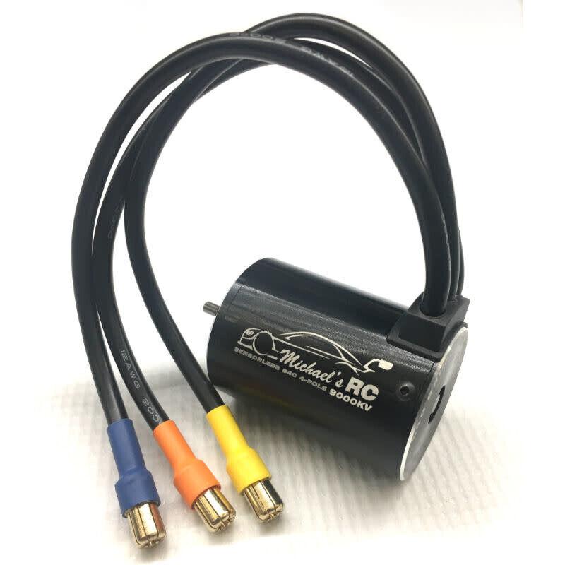 MRC9000 1/10 9000Kv Sensorless 540 4-Pole Drag Motor