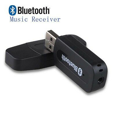 Premium Bluetooth Audio Dongle Adaptor for mp3/mp4 ipod speaker car Music Dock