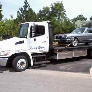 Tow find or advertise driver security jobs in toronto for Tow motor operator job description
