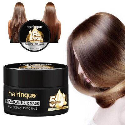 HAIRINQUE 50ml Magical Treatment Hair Mask Nourishing 5 Seconds Repairs Damages