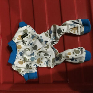 ToyBreed brand new  PET PAJAMAS  and lightly used WINTER JACKETS Windsor Region Ontario image 3