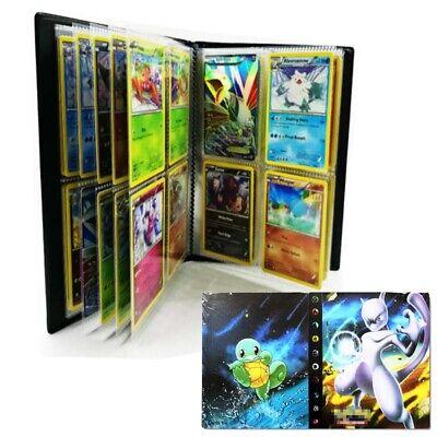 US Pokemon Cards Album Book Binder Collector Folder Book 240 Cards Holder