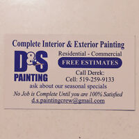 Looking for painters helper