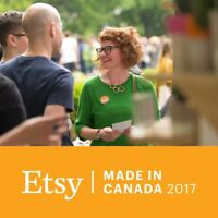 Etsy Made in Canada - Mississauga