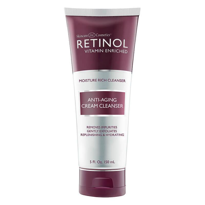 Skincare LdeL Cosmetics Retinol Anti-Aging Cream Cleanser 5