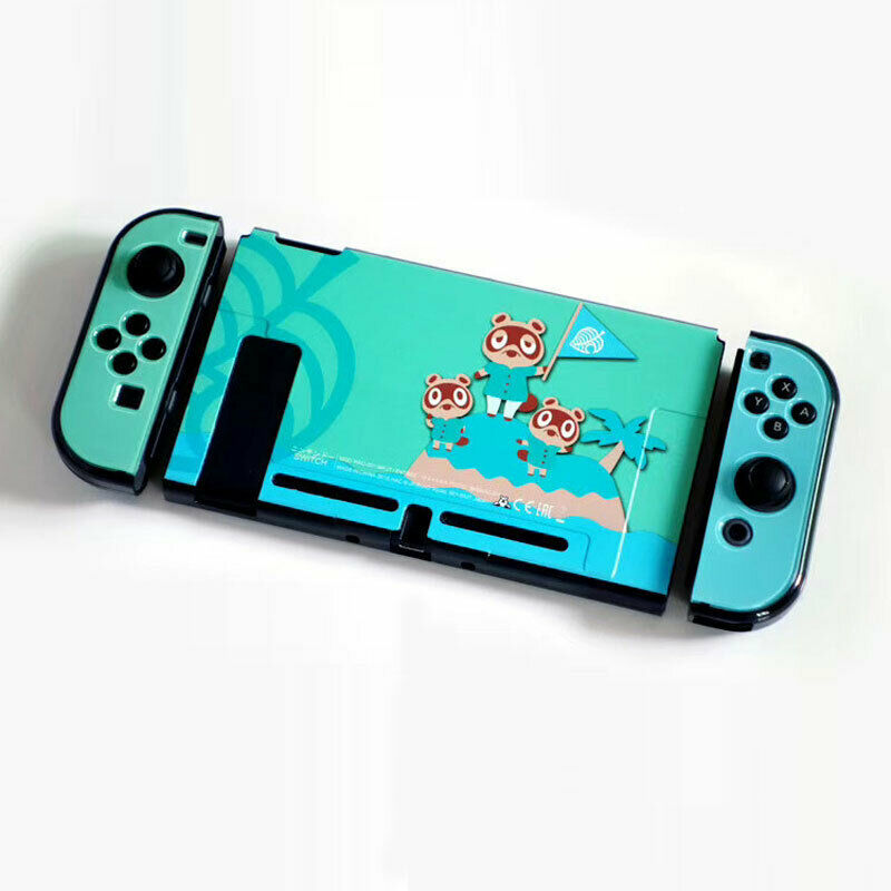 Animal Crossing Protective Shell Cover Case For Nintendo Switch