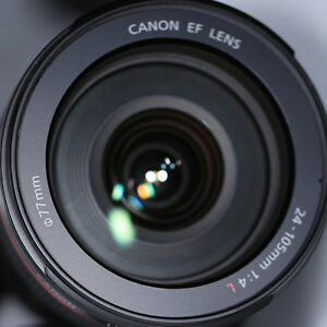 +++ NEW Canon EF 24-105mm f/4L IS USM Zoom NEW +++