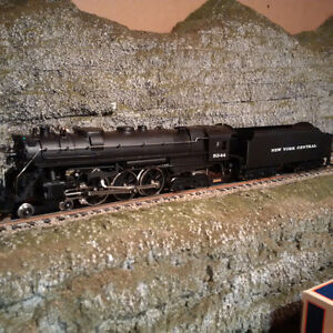 Lionel Style - William O Scale Steam Engines New & Used.