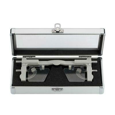Centrometer Pupilometer PD Ruler Optometry Ophthalmic Eyesight Test instrument