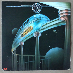 The J.B.'s ‎– Hustle With Speed (Japanese) Vinyl LP Record