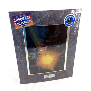 Star Trek ChromArt TOS Undiscovered Country Zanart Chromium COA