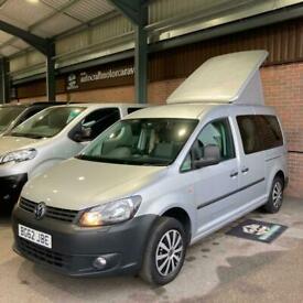 Volkswagen CADDY MAXI C20 TDI S-A Campervan Day Van