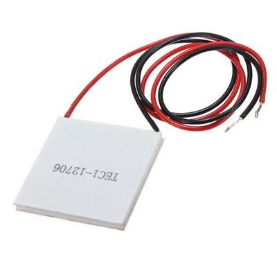 12v 5.8a 60w Tec1-12706 Thermoelectric Cooler Cooling Peltier Plate Module Di