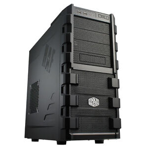 Monster quad core gaming system