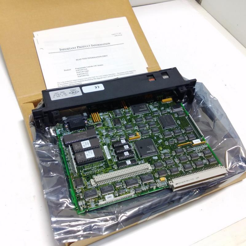 Ge Fanuc Programmable Controller 44a731660-g01 New