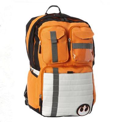 Rebel Alliance Costume (Star Wars Rebel Alliance Icon Costume Backpack Laptop Bag School Book Bag)