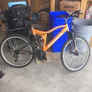 """26"""" Supercyle Ascent Mountain Bike"""