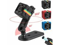 Full HD 1080P SQ11 Mini Sport Hidden Camera DV DVR Spy Dash Cam IR Vision Night