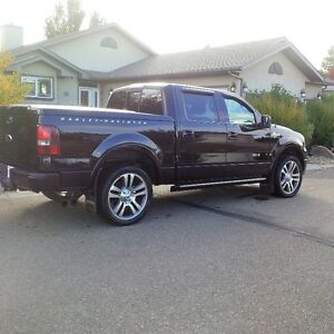 2007 Ford F-150 SuperCrew Harley Davidson Pickup Truck