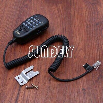Hand held Shoulder Mic Key For Yaesu Vertex Mobile Radio FT 1802 FT-1802M FT2800. Buy it now for 22.99