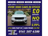 Land Rover Range Rover Sport 3.0SD V6 ( 292ps ) 4X4 ( s/s ) Auto 2014MY HSE