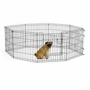 Pet exercise pen