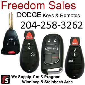 Key Fob Programming Dodge | Kijiji - Buy, Sell & Save with Canada's