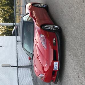 2009 corvette convertible 4LT