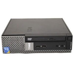 DELL OPTIPLEX 780sff-CORE2DUAL-3GHZ-4GB-320GB Win 10 64bit