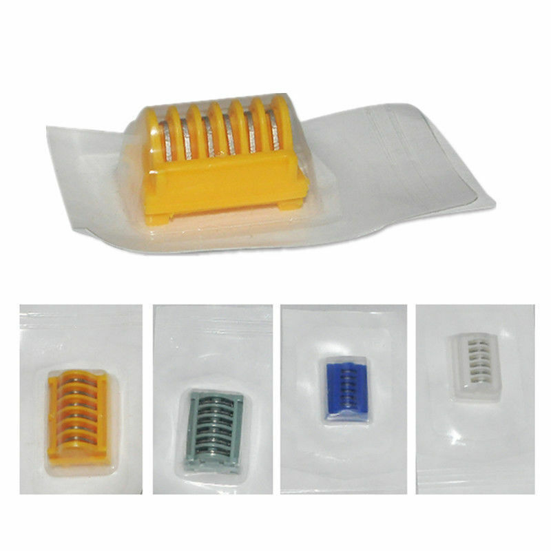 120 pcs Sterile Titan-ium Clips for Laparoscopic Clip Applier Endocopes Large