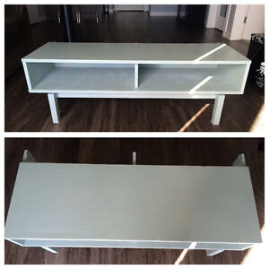Refinished TV Table $40 OBO