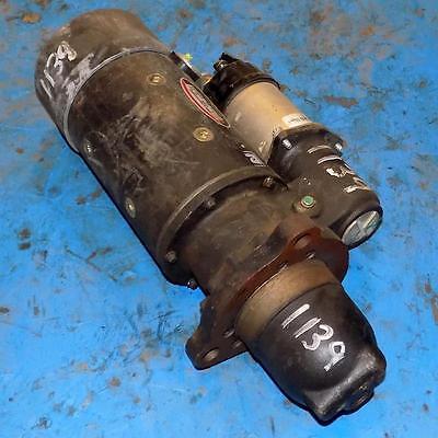 Delco Remy 12v 42mt Starter Motor 10461078