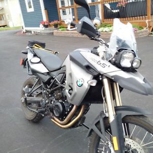 For Sale: 2009 BMW F800 Adventurer Series - Like new condition