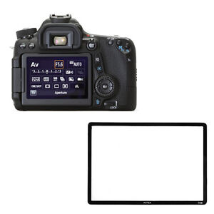 Canon 70D DSLR PRO LCD Screen Protector Save Glass Film