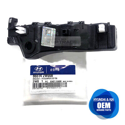 Radiator Support Right Passengers Side Air Deflector OEM For 2014-2017 Veloster
