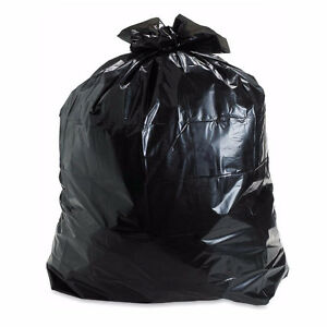 GARBAGE BAGS PRICE LOW AS $20 FOR 200 STRONG BAGS