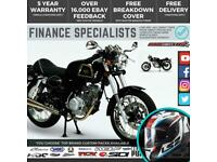 AJS Cadwell Clubman EFI 125cc Cafe Racer Retro Motorcycle *FINANCE & DELIVERY*