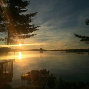 Prime Private Waterfront Acreage Just Outside Parry Sound