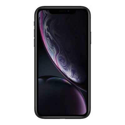 Apple iPhone XR 64GB Black - (T-Mobile) A1984 MT2E2LL/A (CDMA + GSM)