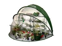 Horti Hood 90 Portable Greenhouse £49ono (BRAND NEW SEALED IN BOX)