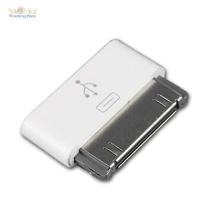 Micro USB 5pin Zu 30pin Cargador Convertidor Adaptador para iPhone4/4S 3G Ipod segunda mano  Embacar hacia Argentina