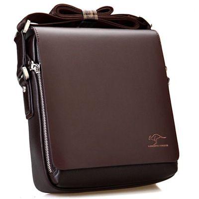 Luxury Brand Men's Messenger Bag Vintage Leather Shoulder Classic Crossbody Bags Classic Vintage Messenger Bag