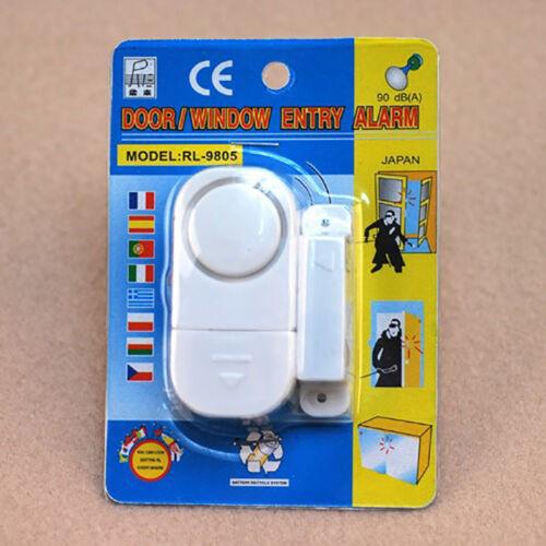 Wireless Home Security Door Window Entry Burglar Security Al